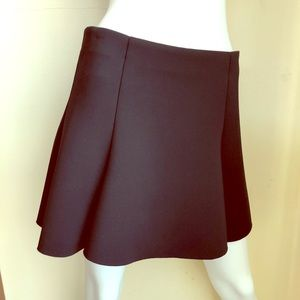 Guess black mini skirt